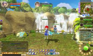 tampilan gamenya natural kaya ragnarok II online