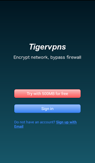 Tigervpns VPN